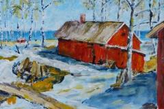 Karelischer Winter